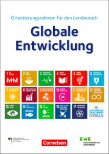 Titelblatt Orientierungsrahmen Global Entwicklung